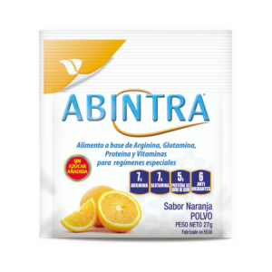 Suplemento alimenticio ABINTRA